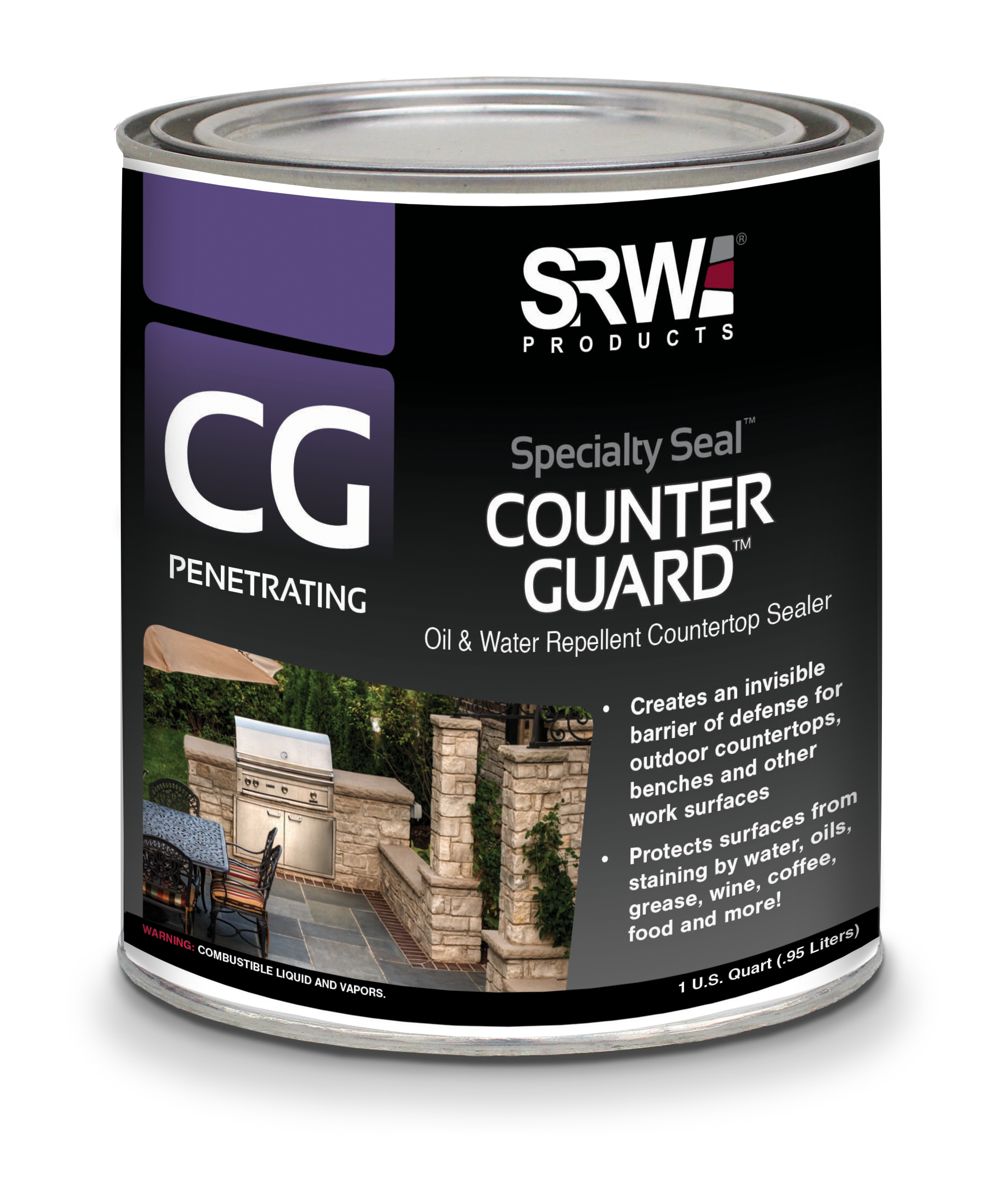 CG Counter Guard Product Package