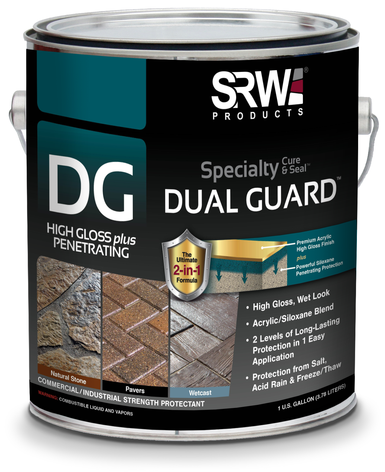 DG Dual Guard Product Package