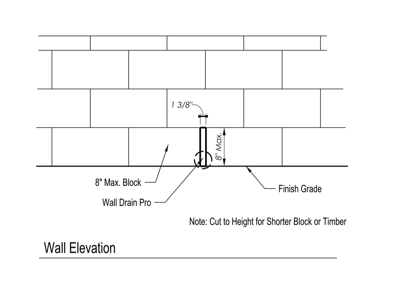 Wall Drain Pro Instructions 1